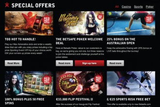 BetSafe Casino Review - New Bonus Offers & Promotions