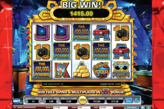 Spiele The 100,000 Pyramid - Video Slots Online