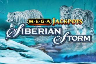 MegaJackpots Siberian Storm - Rizk Casino