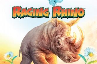 Raging Rhino slot - 4096 ways to win in Casumo casino