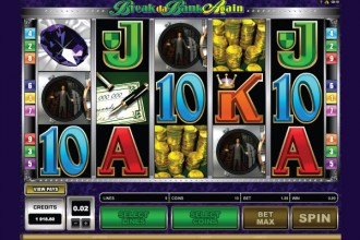 Break da Bank Again slot - groundbreakingly wild wins