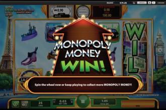 Super Monopoly Money slot - spil online gratis