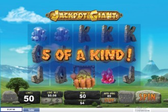 Jackpot Giant Slot Review Where To Play Online Playtech