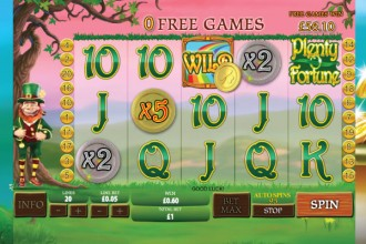 Fortune House Slot Review & Free Instant Play Game