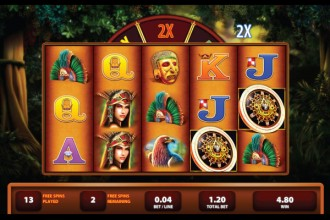 Montezumas Treasure Slot - Play Online for Free Instantly