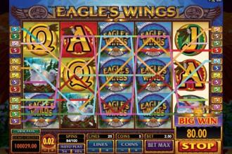 Eagles wings slots demo play
