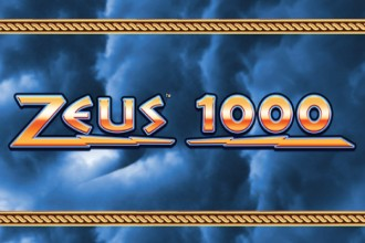 Lightning strikes wins in Zeus 1000 slot at Casumo