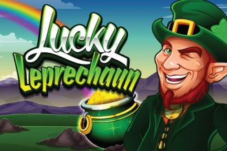 Leprechaun Hills slot - find pots of gold at Casumo