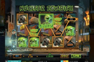 Zombie Rush Online Slot Machine Review - Play Free Online