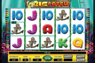 Big catch slot review casinos for Big fish casino best paying slot