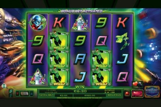 Green Light Slot - Review & Free to Play Online Game