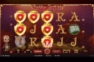 slots online casinos red riding hood online