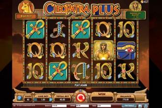 Cleopatra Plus - Rizk Online Casino