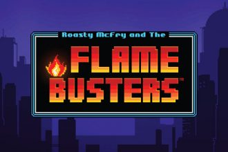 Roasty McFry and the Flame Busters Slot - Play for Free Now